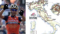 Il Giro d'Italia non arriva al Sud. Su Twitter monta la protesta: