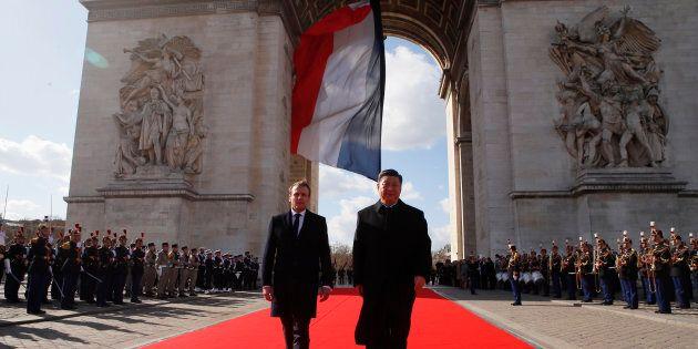 Macron si attovaglia con Xi: maxi-commessa da 30 miliardi per 300 Airbus e 13 intese commerciali, la...