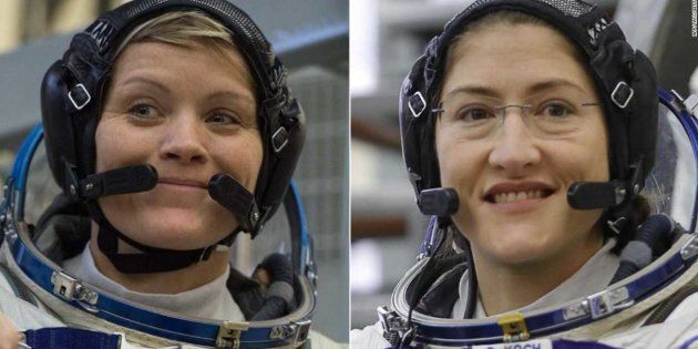 Houston, abbiamo un problema (di outfit). Salta la prima passeggiata spaziale di sole donne, manca una