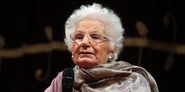 Liliana Segre: