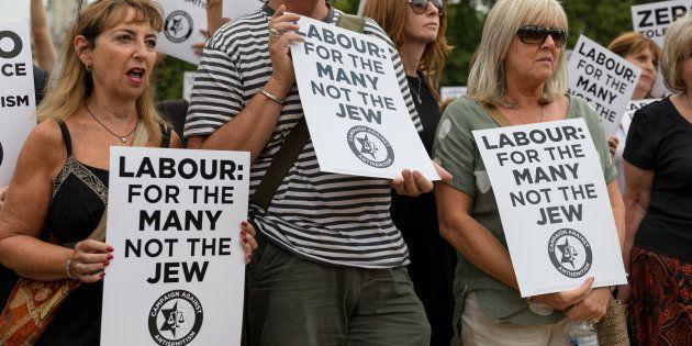 Regno Unito, casi di antisemitismo nel partito