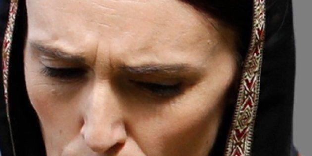La luce e il dolore negli occhi di Jacinda