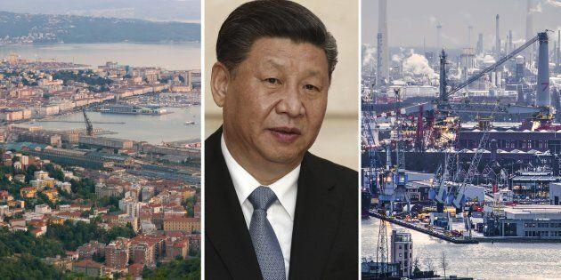 Dietro le schermaglie sulla Cina, la guerra dei porti fra Italia e Nord
