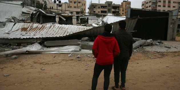 Gaza tra guerra e tregua, il patto non scritto