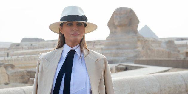 95mila dollari in 6 ore: la misteriosa e folle spesa di Melania Trump in un hotel de Il