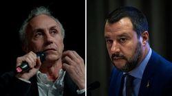 Travaglio all'attacco di Salvini: