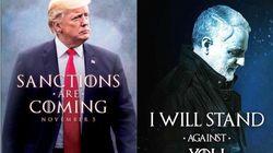 La risposta dell'Iran a Trump, in stile Trono di Spade. Il generale Soleimani: