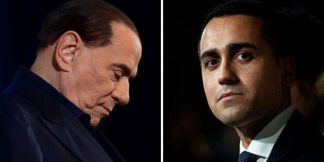 Di Maio come Berlusconi: