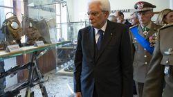 Sergio Mattarella celebra il 4 novembre: