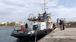 La nave Mare Jonio è stata dissequestrata: il provvedimento della procura di