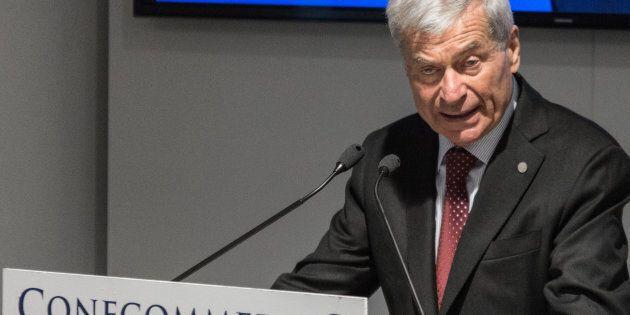 L'ex segretaria accusa il presidente di Confcommercio Carlo Sangalli:
