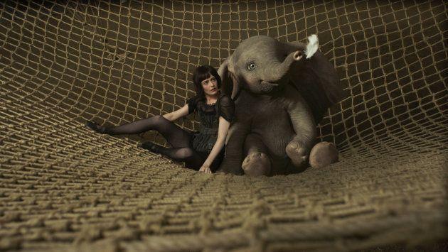 Con Tim Burton Dumbo diventa