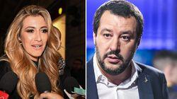 Salvini a cena in galera. Accompagnato da Annalisa