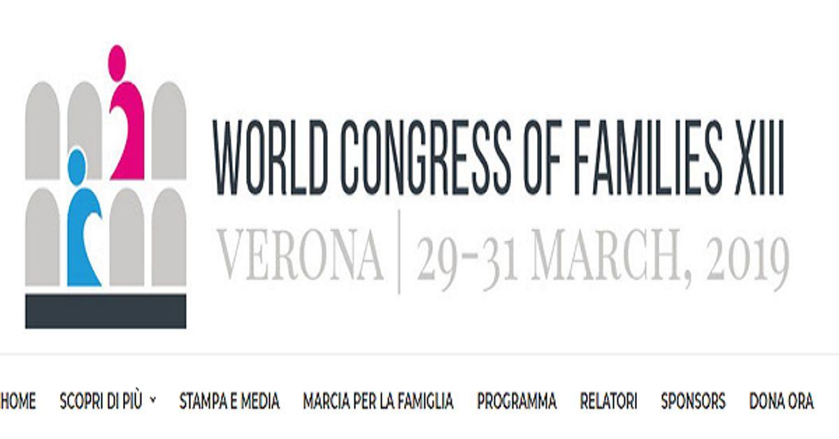 Congresso delle famiglie cover image