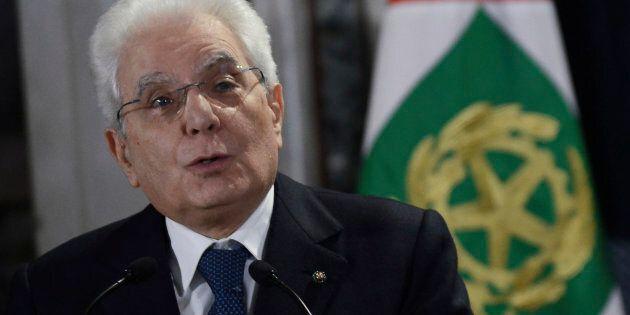 Sergio Mattarella vuole garanzie sulla Commissione