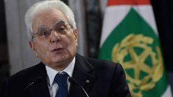 Mattarella vuole garanzie sulla Commissione