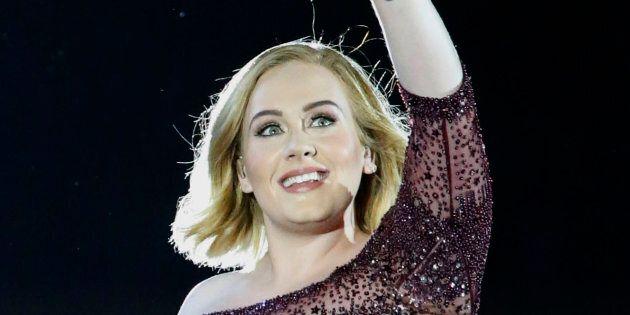 La reazione di Adele al tour di reunion delle Spice Girls è quella di tutti