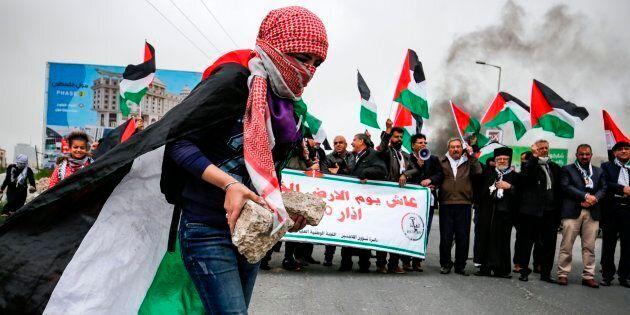 Inizia la Marcia del Milione. Tensione a Gaza. Due morti tra i