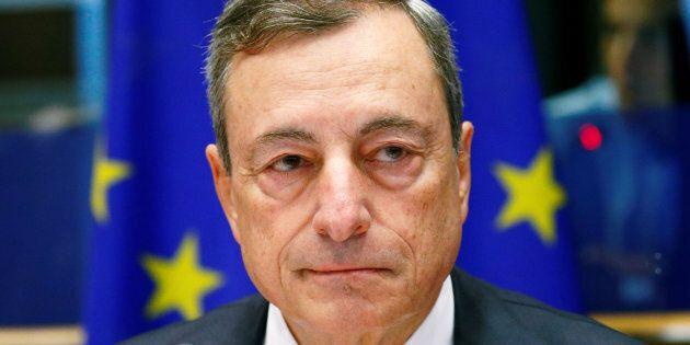 Mario Draghi a Giovanni Tria: