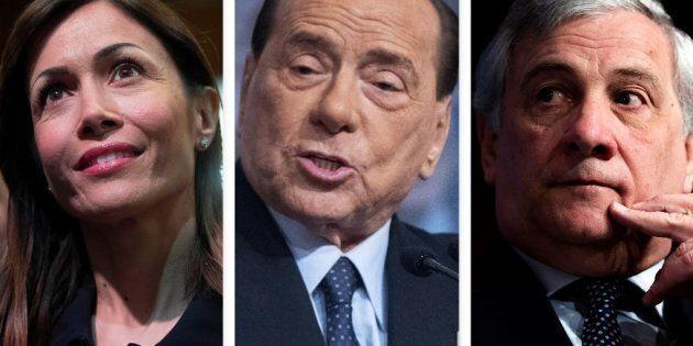 Il sorpasso di Mara. Con Berlusconi stanco e Toti lontano, la platea di Forza Italia acclama la