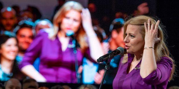 La Slovacchia sceglie Zuzana Caputova, un'europeista nel fronte di
