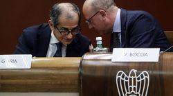 Vincenzo Boccia (Confindustria) al Governo:
