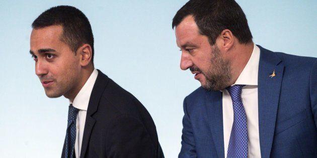 Sulla prescrizione una tregua piena di sospetti. Salvini e Di Maio concordi soprattutto nel non far saltare...