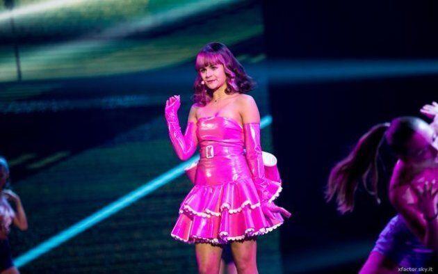 Al terzo live di X Factor Anastasio fa litigare Agnelli e Fedez. Eliminato Emanuele