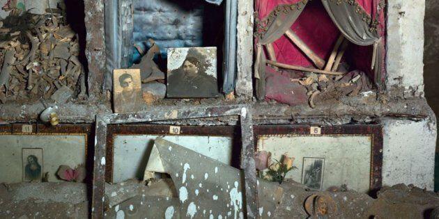 Cripta della Chiesa di Sant'Agostino alla Zecca, Napoli,