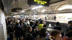La metropolitana (di Roma) al tempo di