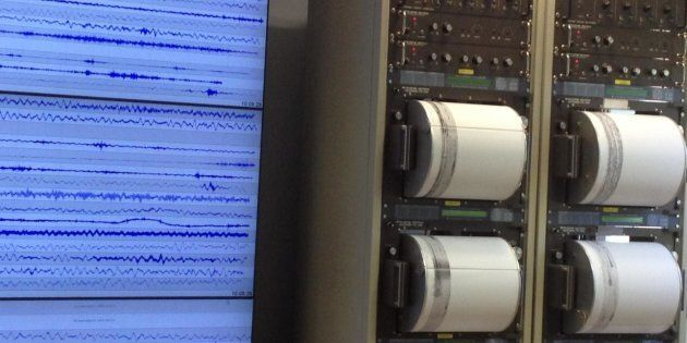 Terremoto, scossa di magnitudo 3.5 in provincia di