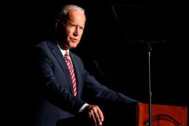 Biden's campaign said the candidate would not take money from registered lobbyists of corporate PACs....
