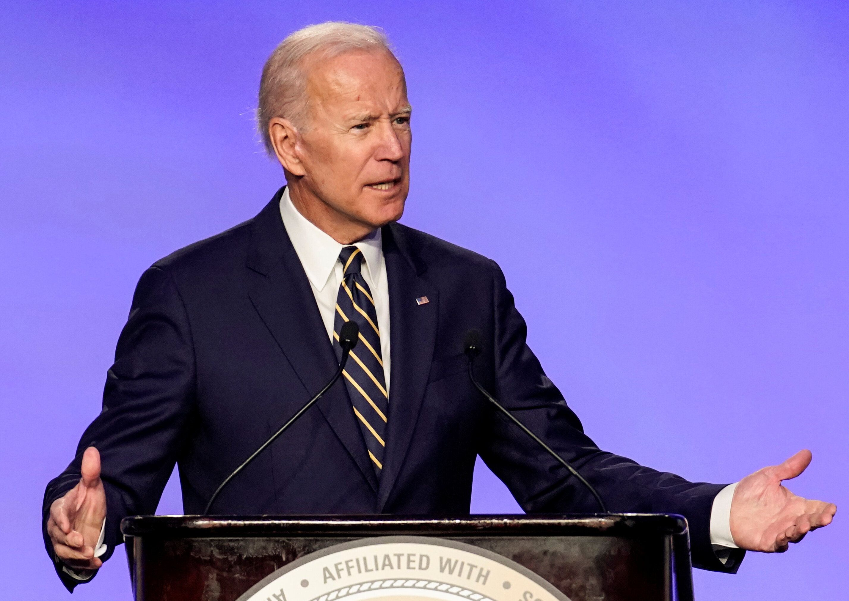Joe Biden's First 24 Hours Foreshadow Some Tough Battles In 2020 Race