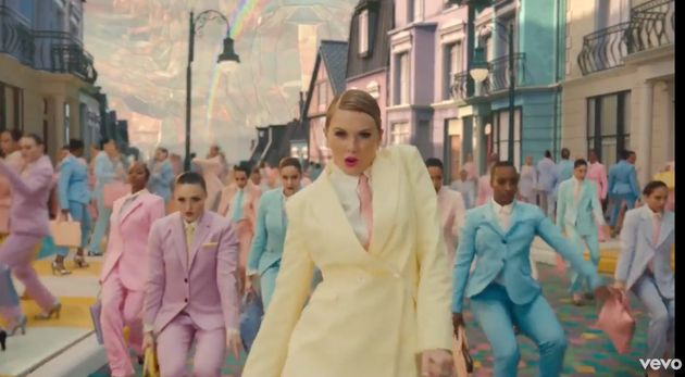 Taylor Swift's Long-Awaited Surprise Is A Song Called