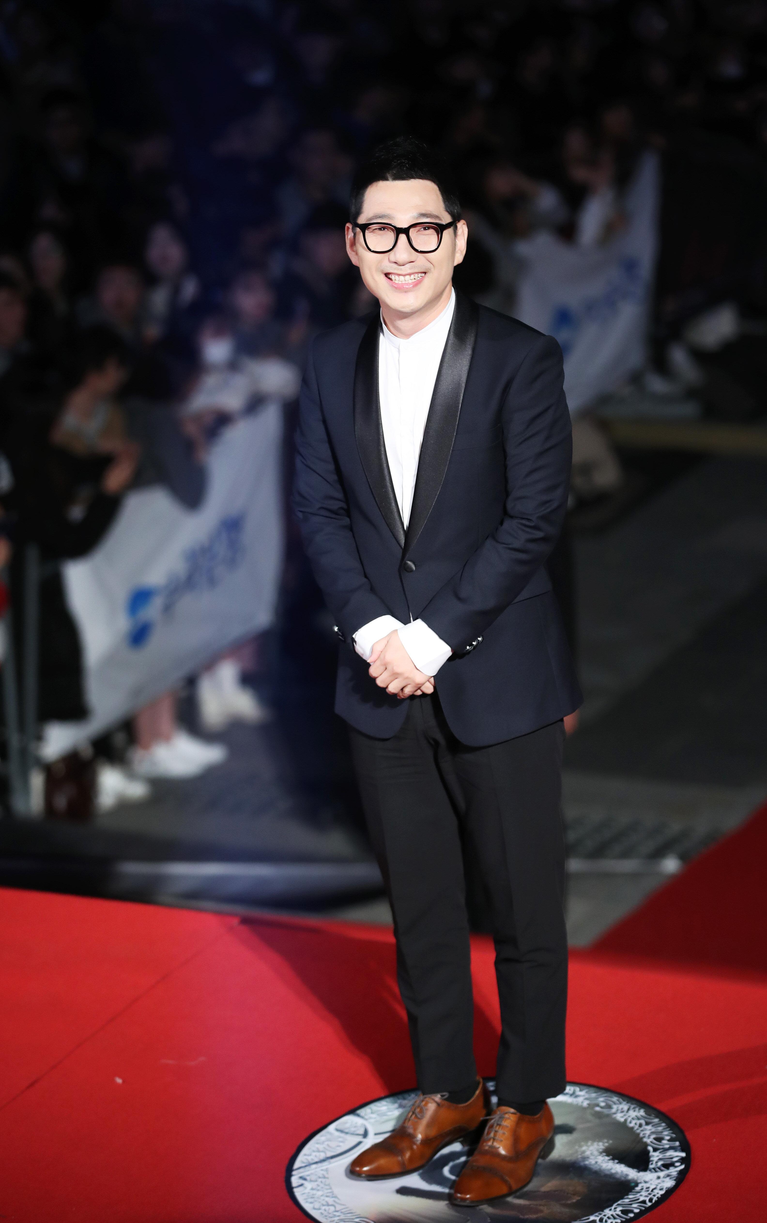배우 정운택이 불거진 '5월 결혼설'에 밝힌