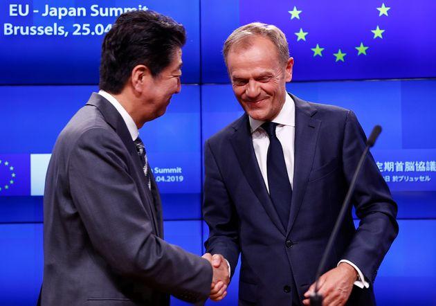 Συμφωνία συνεργασίας ΕΕ- Ιαπωνίας σε ασφάλεια, προστασία του περιβάλλοντος και