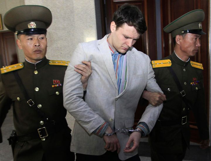Westlake Legal Group 5cc2a8722400003c0c524333 NKorea Reportedly Handed U.S. $2 Million Bill Before Returning Otto Warmbier