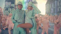 Taylor Swift et Brendon Urie jouent une scène de ménage en français dans le clip de