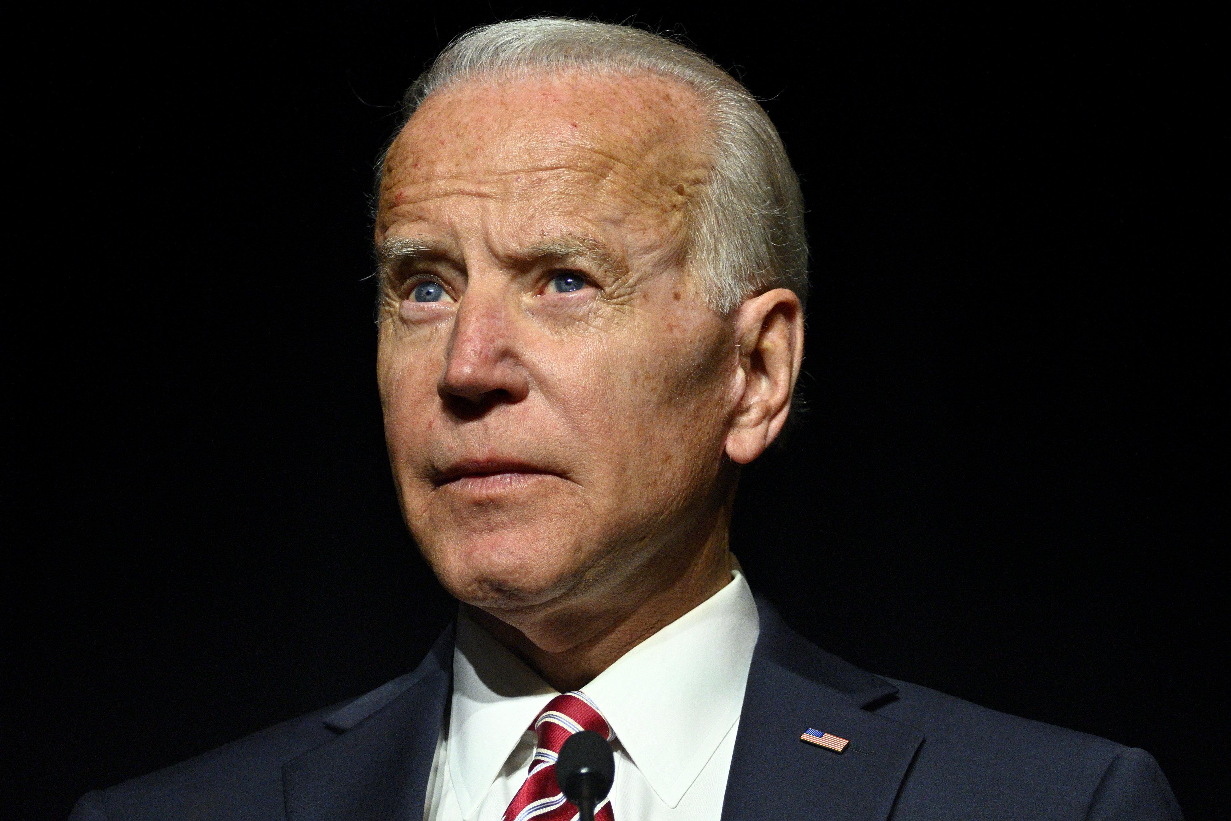 '여론조사 1위' 조 바이든이 2020년 미국 대선 출마를