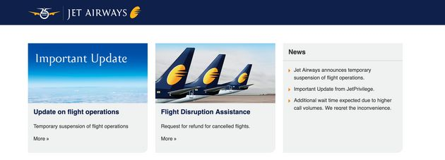 As Jet Airways Confusion Continues, Travel Agents Stuck Paying