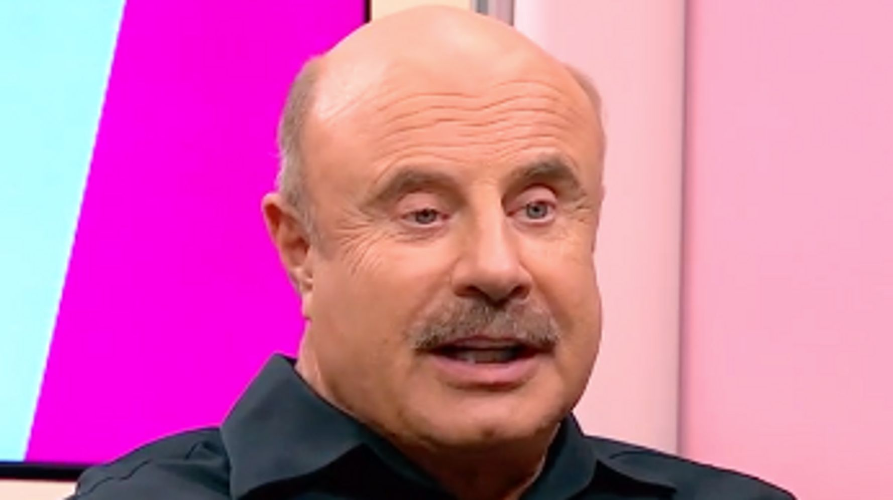 Westlake Legal Group 5cc2b8b92400008b00232d11 Dr. Phil Cries 'Bulls**t' On Reports He Spoiled A Celebrity Wedding