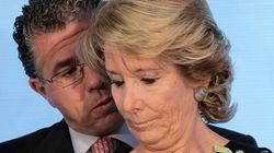 La Guardia Civil implica por primera vez a Esperanza Aguirre en la trama corrupta de