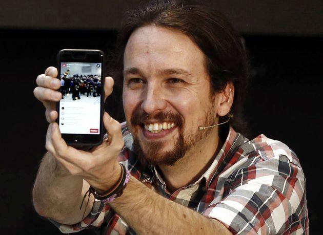 El sorprendente mensaje de WhatsApp a Podemos tras el cierre de sus