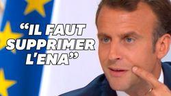 Quand Macron faisait l'éloge de