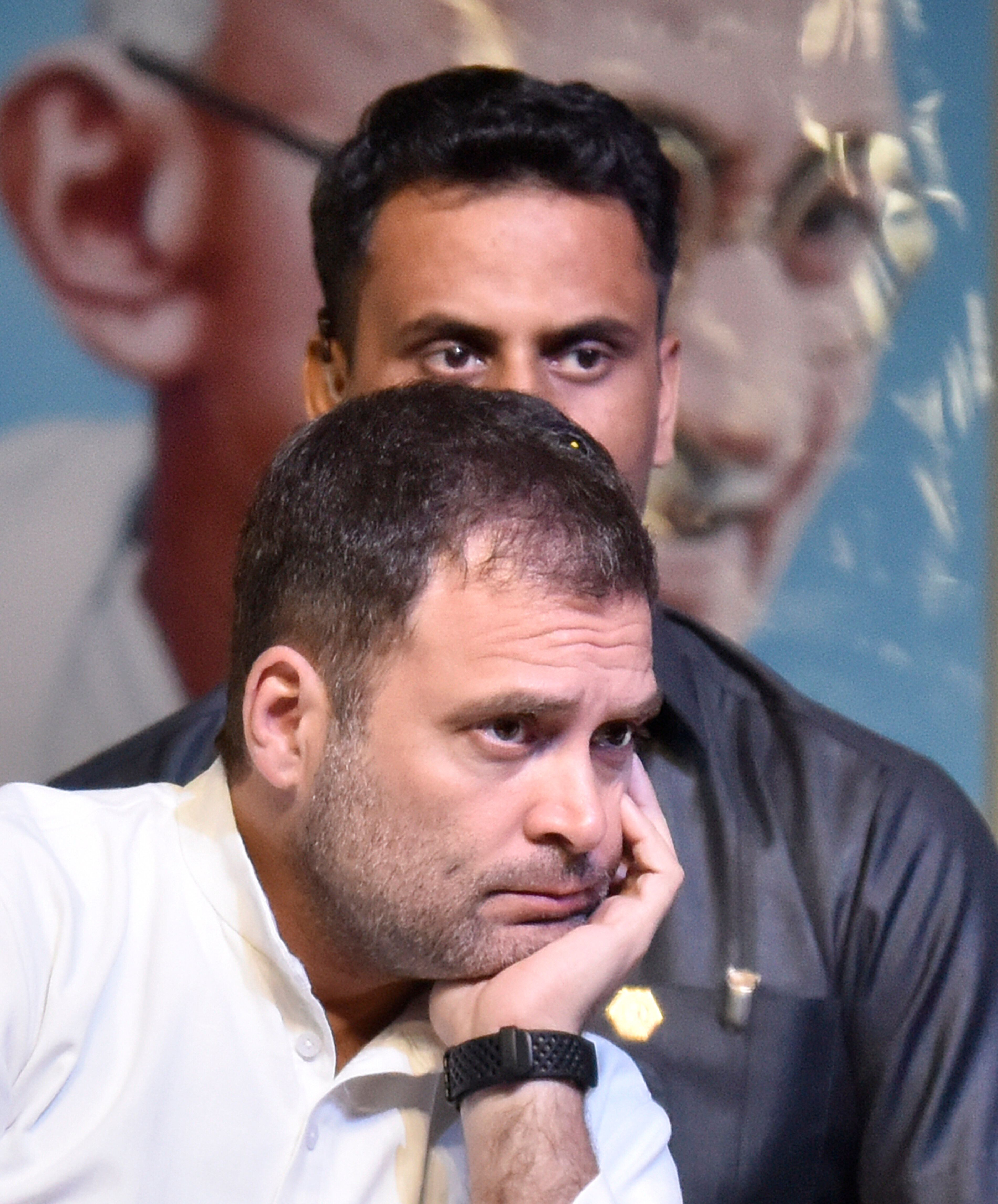DGCA Probe After Rahul Gandhi's Flight To Patna Faces 'Engine