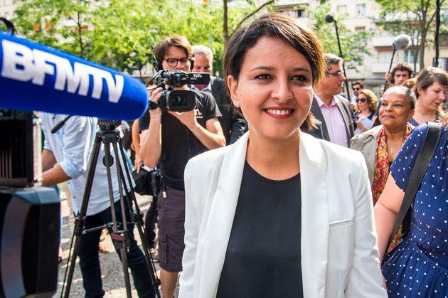 Najat Vallaud-Belkacem raille Macron qui a