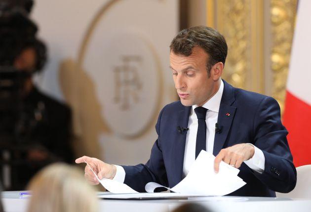 Conférence de presse de Macron: la prise de parole qui allait changer le quinquennat n'a pas eu