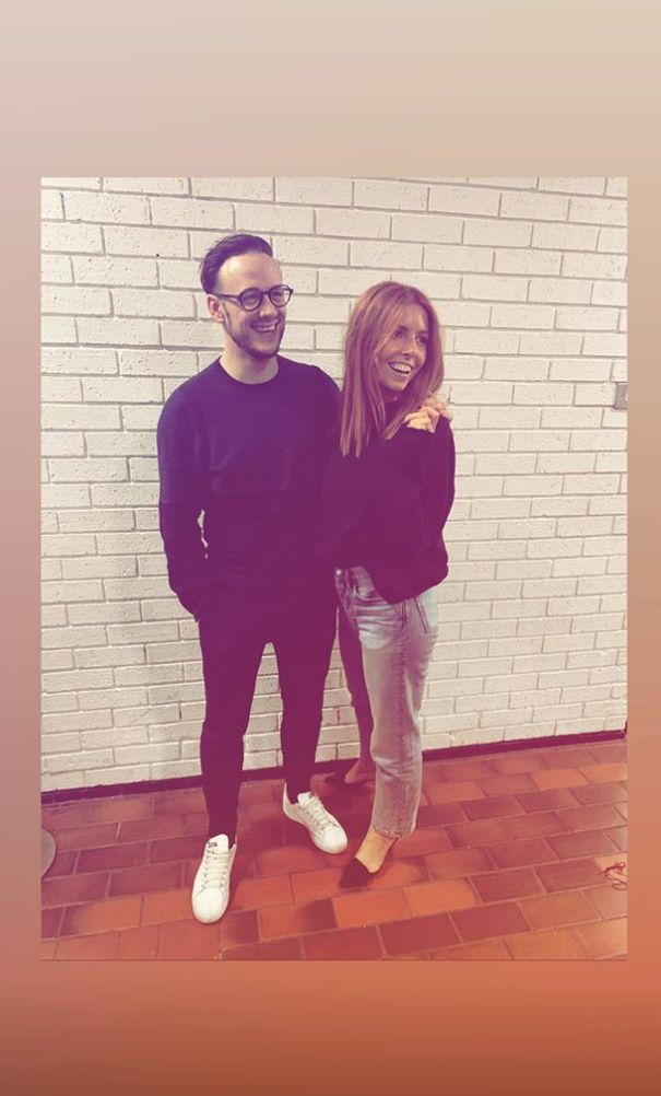 Stacey Dooley Shares Cosy-Looking Snap With Kevin Clifton Amid Romance Rumours