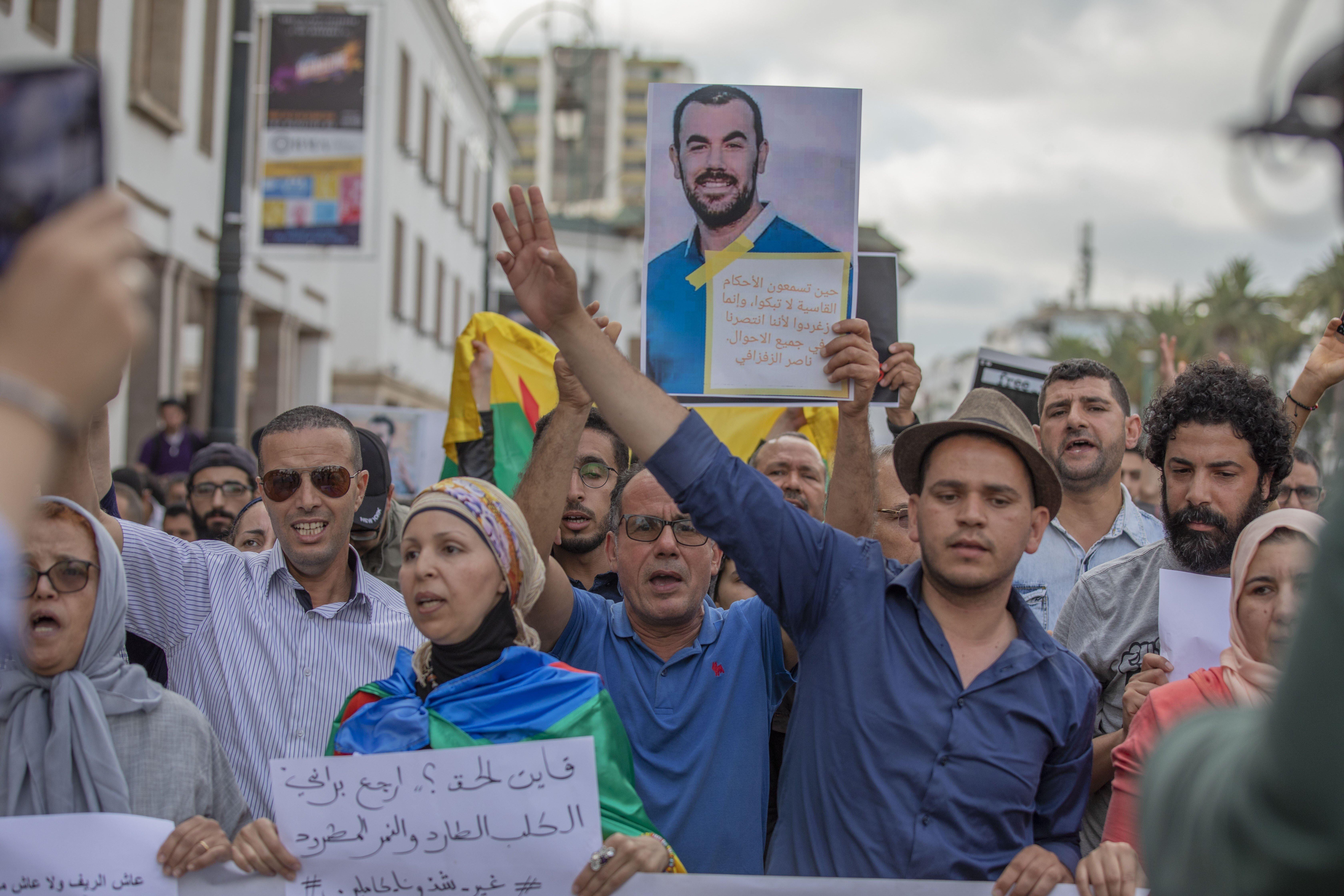 Hirak: Les détenus grévistes de la faim dans les prisons de Tanger et Fès mettent fin à leur