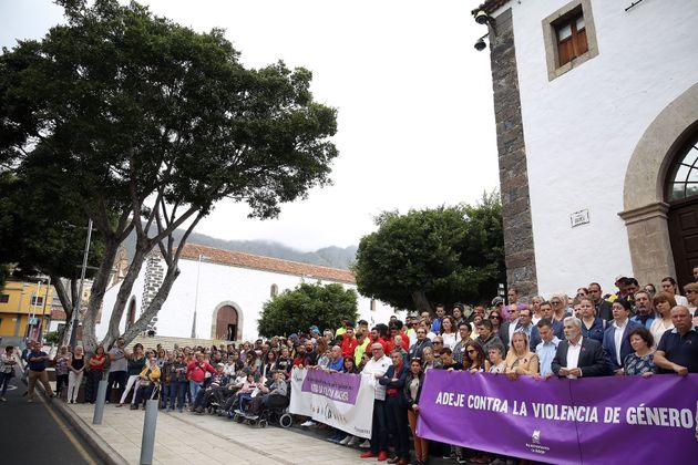 La mujer y su hijo asesinados en Adeje (Tenerife) murieron por un